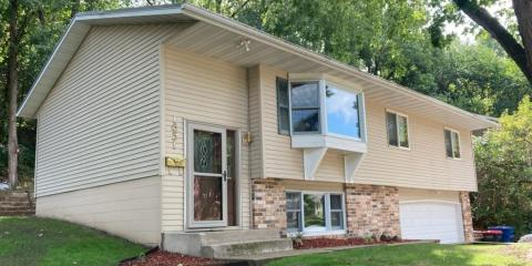 Split level home offered by Brady Lawrence @ LAWRENCE REALTY, INC., Red Wing, Minnesota