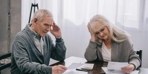 3 Signs You Should Consider Filing for Bankruptcy, Farmington, Connecticut