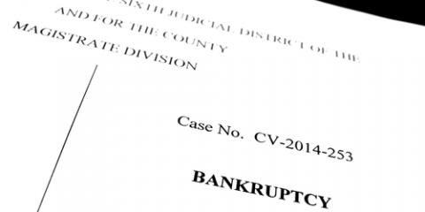 3 Things to Know About Filing For Bankruptcy, Hamilton, Ohio