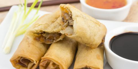 Why Lumpia Is the Best Finger Food for Any Occasion, Kahului, Hawaii