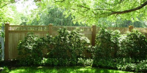 3 Benefits of Cedar Fencing, Islip, New York
