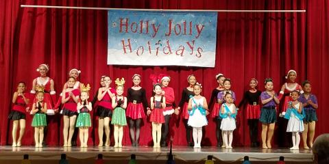 Honolulu's Premier Dance Academy Hosted 5 December Performances, Honolulu, Hawaii
