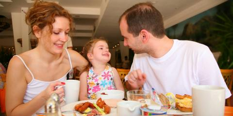 4 Benefits of Eating Out With Your Family, Stamford, Connecticut