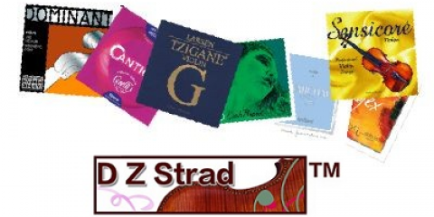 Find The Right Violin Strings For Your Instrument at D Z Strad, White Plains, New York