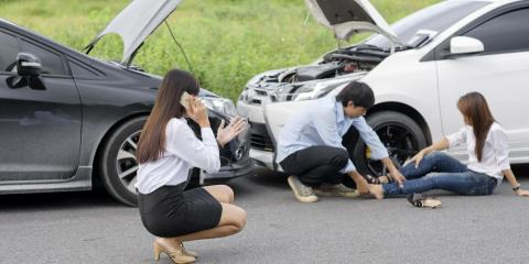 5 Steps to Take if You're in a Car Accident, Kalispell, Montana