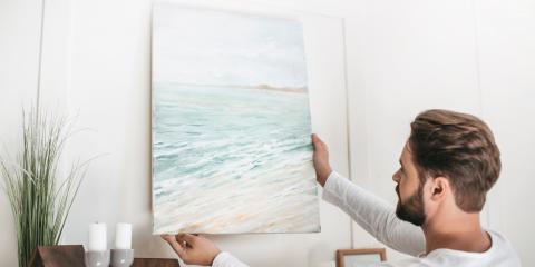 5 Tips for Hanging Fine Art, Cincinnati, Ohio