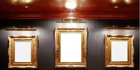 Fine Art Framing Pros Share 5 Tips for Illuminating Your Art , Branford Center, Connecticut