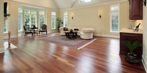 Why Autumn Is Ideal for Installing & Finishing Hardwood Floors, Green, Ohio
