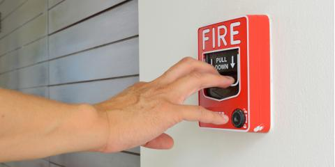 What Benefits Do You Gain From Installing a Fire Alarm System?, Anchorage, Alaska