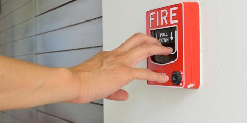 The 5 Parts of a Fire Alarm System You Should Know, Anchorage, Alaska