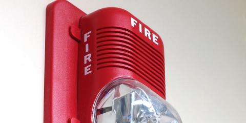 3 Ways Fire Alarm Systems & Safety Equipment Will Save You Money, Anchorage, Alaska