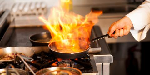 3 Common Causes of Kitchen Fires, Anchorage, Alaska