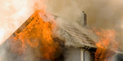 3 Major Actions to Avoid After a House Fire, Philadelphia, Pennsylvania