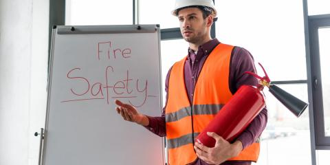 Is Your Home Equipped With Essential Fire Safety Equipment?, ,
