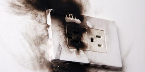 How to Avoid Electrical Fire Damage, Russellville, Arkansas