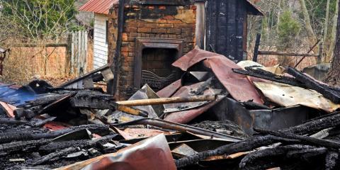 4 Fire Damage Tips From San Antonio's Restoration Pros, San Antonio, Texas