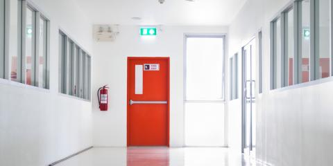 Understanding Which Kinds of Buildings Require Fire Doors, Olive Branch, Mississippi