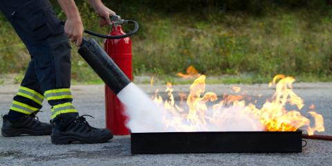 Fire Extinguishers 101: What You Need to Know, Anchorage, Alaska
