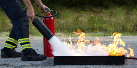 What You Should Know About Portable Fire Extinguishers, La Crosse, Wisconsin