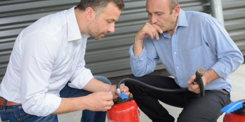 A Guide to Maintaining Your Fire Extinguisher, Anchorage, Alaska