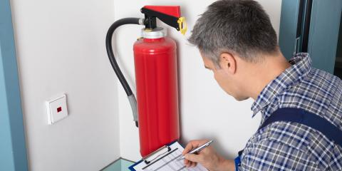 A Guide to the Lifespan of a Fire Extinguisher, Anchorage, Alaska