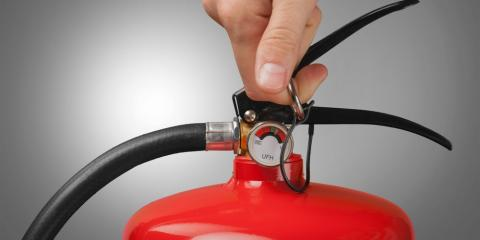 Fire Extinguisher Guide: How They Work, Superior, Wisconsin