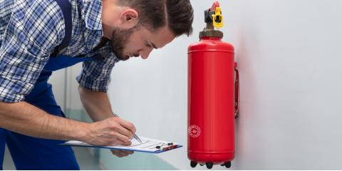 What Is Checked During a Fire Extinguisher Inspection?, Anchorage, Alaska