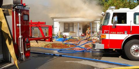 Understanding Your Fire Insurance Coverage, Monroe, North Carolina