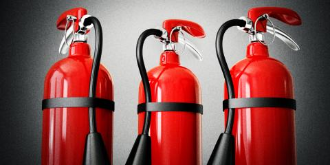 Your Business's Fire Extinguisher Inspection Checklist, Olive Branch, Mississippi