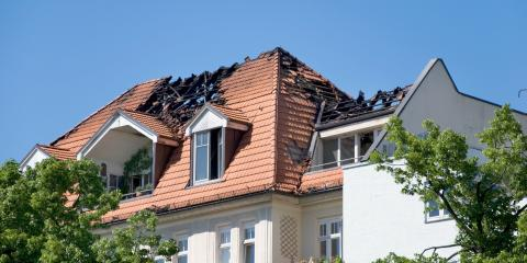 How are Items Restored After Suffering Fire Damage?, St. Augustine, Florida