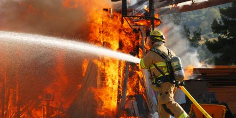 5 Things You Should Do After a Commercial Fire, Dayton, Ohio