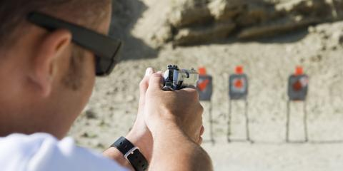 3 Tips for Properly Aiming Your Firearm, Vandalia, Ohio