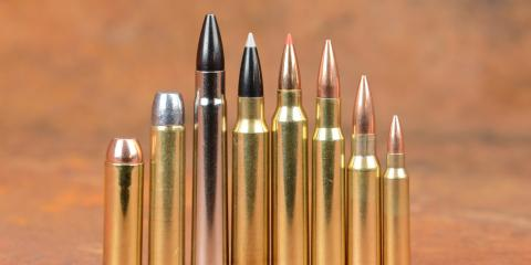 What's the Difference Between Rimfire & Centerfire Ammunition?, Columbia, Illinois