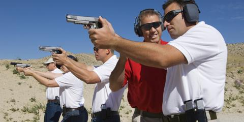 Top 5 Gun Safety Rules Taught in Firearms Training, Columbia, Illinois