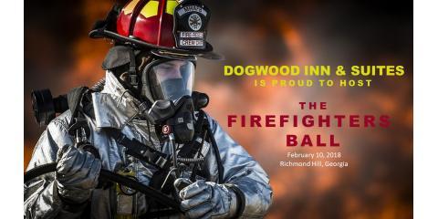 Fire Fighters Ball , Richmond Hill, Georgia