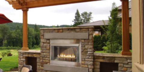 Warm Up With an Outdoor Fireplace From Lexington's Fireplace Installation Experts, Lexington-Fayette Central, Kentucky