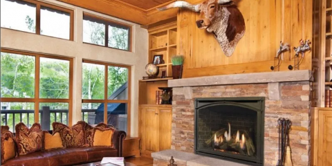 A Simple Guide to Choosing a Fireplace, Penfield, New York