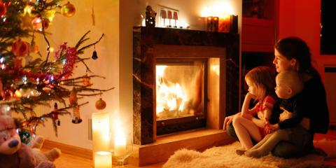 The Difference Between a Gas & Wood-Burning Fireplace, Enterprise, Alabama