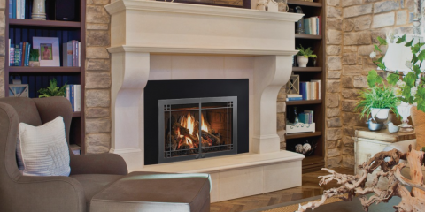 5 Factors to Consider Before Purchasing Wood-Burning Fireplace Inserts, Penfield, New York
