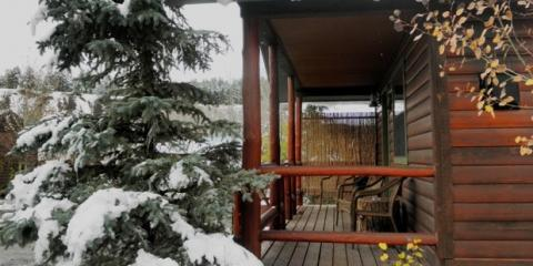 Stay 2 Nights Get The 3rd Night Free At Fireside Cabins