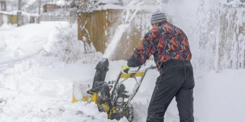 What's the Difference Between Single-Stage & Two-Stage Snow Throwers?, Middlefield, Ohio