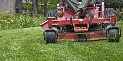 "A Guide to the ""Rule of Thumb"" for Lawn Mowing, Middlefield, Ohio"