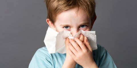 3 Signs Your Kid Is Too Sick to Go to the Child Care Center, Southbury, Connecticut