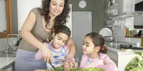 5 Top Reasons to Let Your Preschooler Help in the Kitchen, Southbury, Connecticut