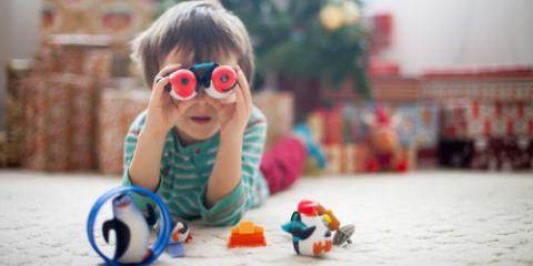 Toy-Related Eye Injuries & How to Avoid Them This Holiday Season, Stallings, North Carolina