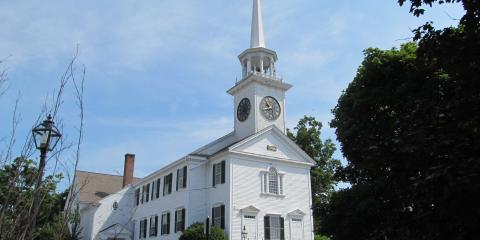 Shrewsbury: Convenient, Diverse and Beautiful, Worcester, Massachusetts