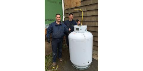 Simple Guide to Propane Tank Sizes, Wilton, Connecticut