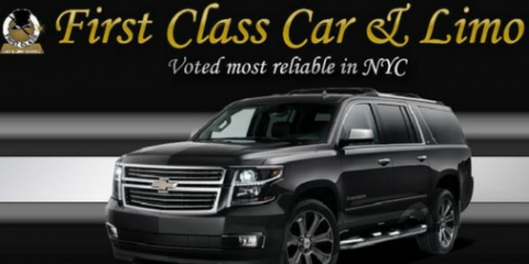 First Class Car & Limo Service, Limousine Service, Services, New York, New York