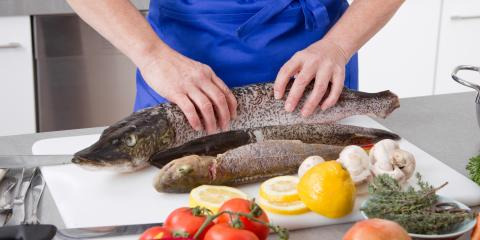 The Do's & Don'ts for Safely Cooking Seafood, Anchorage, Alaska