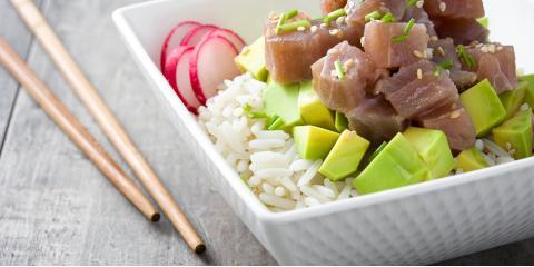 Top 3 Ways Eating Fish Keeps You Healthy, Honolulu, Hawaii